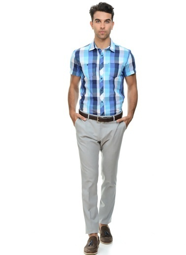 Fresh Company Pantolon Gri